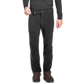 Maier Sports Oberjoch Pantaloni lunghi Uomo corto nero
